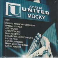 MOCKY - A Day At United : CD
