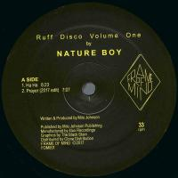 NATURE BOY - Ruff Disco Volume One : 2x12inch
