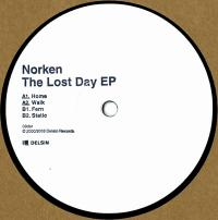 NORKEN - The Lost Day EP : DELSIN (HOL)