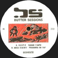 SLEEP D / ROZA TERENZI - Shark Tempo / Paranoia on Tap : BUTTER SESSIONS (AUS)
