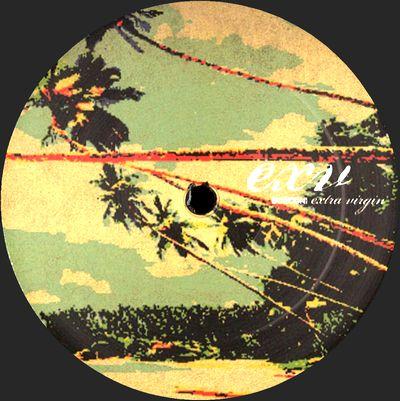 DJ ROU - Vento EP : BOSCONI EXTRA VIRGIN (ITA)