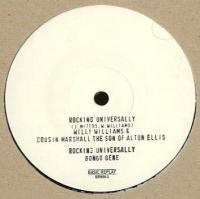 WILLI WILLIAMS - Rocking Universally : 12inch