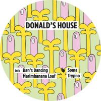 DONALD??S HOUSE - Dan??s Dancing EP : TOUCH FROM A DISTANCE (GER)
