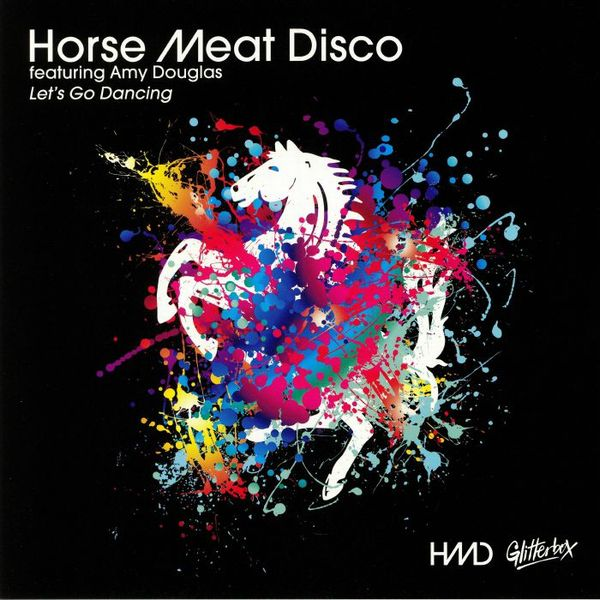 HORSE MEAT DISCO featuring AMY DOUGLAS - Let's Go Dancing (incl. Dimitri From Paris Remixes) : GLITTERBOX (UK)