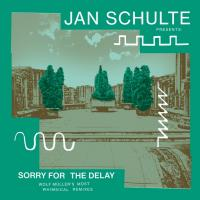 JAN SCHULTE Presents: SORRY FOR THE DELAY - Wolf Muller's Most Whimsical Remixes : SAFE TRIP (HOL)