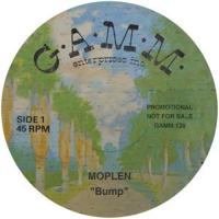 MOPLEN - BUMP / KNOW : G.A.M.M (SWE)