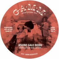 AFSHIN AND KISS MY BLACK JAZZ - Jesuino Galo Doido / Make It Ready : 12inch