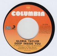 GLORIA ANN TAYLOR - Deep Inside You : NATURE SOUNDS (US)