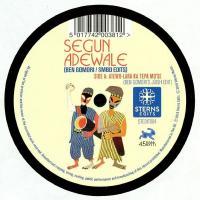 SEGUN ADEWALE - Segun Adewale (BEN GOMORI / SMBD Edits) : 12inch