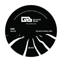 MALLEUS feat. FILL SPECTRE - She Saw It EP : 12inch