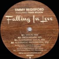 TIMMY REGISFORD feat. TIGER WILSON - Falling In Love : QUANTIZE (US)