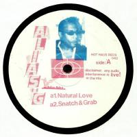 ALIAS G - Natural Love EP : 12inch