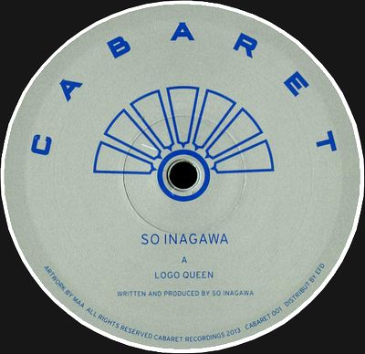 SO INAGAWA - Logo Queen EP : 12inch
