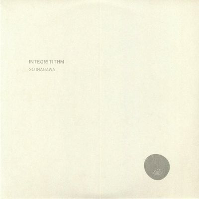 SO INAGAWA - Integritithm : 2 x 12inch