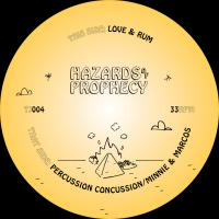 HAZARDS OF PROPHECY - Minnie & Marcos : 12inch