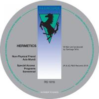 HERMETICS - Techgnosis EP : 12inch