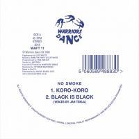 NO SMOKE - Koro-Koro : WARRIORS DANCE (UK)