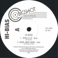 HI-BIAS - HI-BIAS EP : BIG SHOT (CAN)