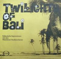 MÜNCHNER STUDIOORCHESTER - Twilights Of Bali : LP
