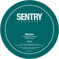 DAYZERO - Sunday On Spaceship / Down By Law : 12inch