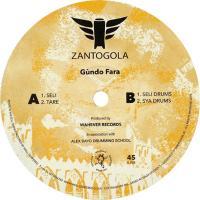 ZANTOGOLA - Gundo Fara EP : 12inch