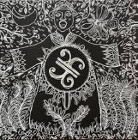 NKOTTI FRANCOIS & THE BLACK STYL - Muwaso Mwa Longe / Nja Ka : 12inch