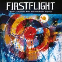 MITSUAKI KATAYAMA TRIO - First Flight : STUDIO MULE (JPN)
