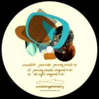 JAVONNTTE - January People EP : WEWILLALWAYSBEALOVESONG (FRA)