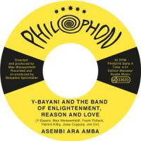 Y-BAYANI & THE BAND OF ENLIGHTENMENT REASON AND LOVE - Asembi Ara Amba : PHILOPHON (GER)