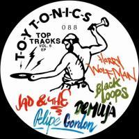 JAD & THE, HARRY WOLFMAN, BLACK LOOPS, DEMUJA - Top Tracks Vol.6 EP : 12inch