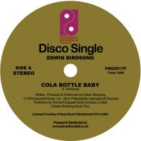 EDWIN BIRDSONG - Cola Bottle Baby : PHILADELPHIA INTERNATIONAL (US)