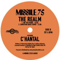C'HANTAL - The Realm (Remixes) : MISSILE RECORDS (US)