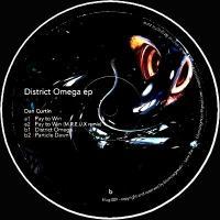 DAN CURTIN - District Omega Ep (incl. M.R.E.U.X Remix) : BLUMOOG MUSIC (UK)