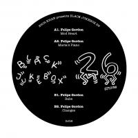 FELIPE GORDON - Shir Khan Presents Black Jukebox 26 : 12inch