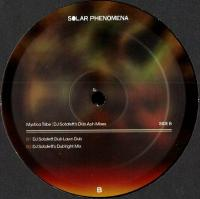 MYSTICA TRIBE - Dj Sotofett's Dub Ash Mixes : SOLAR PHENOMENA (CAN)