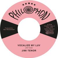 JIMI TENOR - Vocalize My Luv : PHILOPHON (GER)