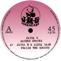 JAYDA G - Sacred Spaces : 12inch