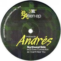 ANDR?S - D.ATLien EP : NDATL (US)