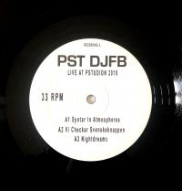 PST & DJFB - PST & DJFB Live At Pstudion 2018 : 12inch