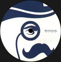 UNKNOWN ARTIST - Monsieur Blue 005 : MONSIEUR BLUE (UK)