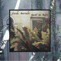 SARAH DAVACHI - Gave In Rest : LP