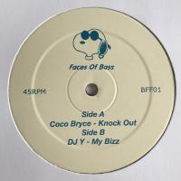 COCO BRYCE & DJ Y - Faces Of Bass 01 : 12inch