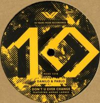 DANILO PLESSOW & PABLO VALENTINO - 10 Years MCDE Recordings Limited Vinyl : MCDE (HOL)