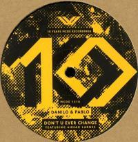 DANILO PLESSOW & PABLO VALENTINO - 10 Years MCDE Recordings Limited Vinyl : 12inch
