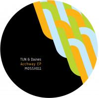 TIJN & DAINES - Archway EP (Inc. Silverlining Remix) : MOSS CO (UK)