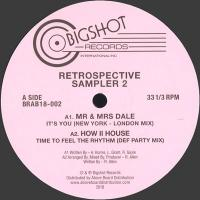 VARIOUS ARTISTS - Big Shot Records Retrospective Sampler 2 : 12inch