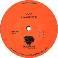 QUAN - Thixotropy : 12inch
