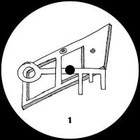 ALI BERGER - Keys The Door EP1 : 12inch