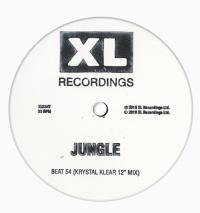 JUNGLE - Beat 54 / Heavy, California (Remixes) : XL RECORDINGS (UK)