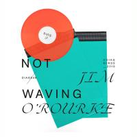 JIM O'ROURKE & NOT WAVING - Side A / Side B : 12inch